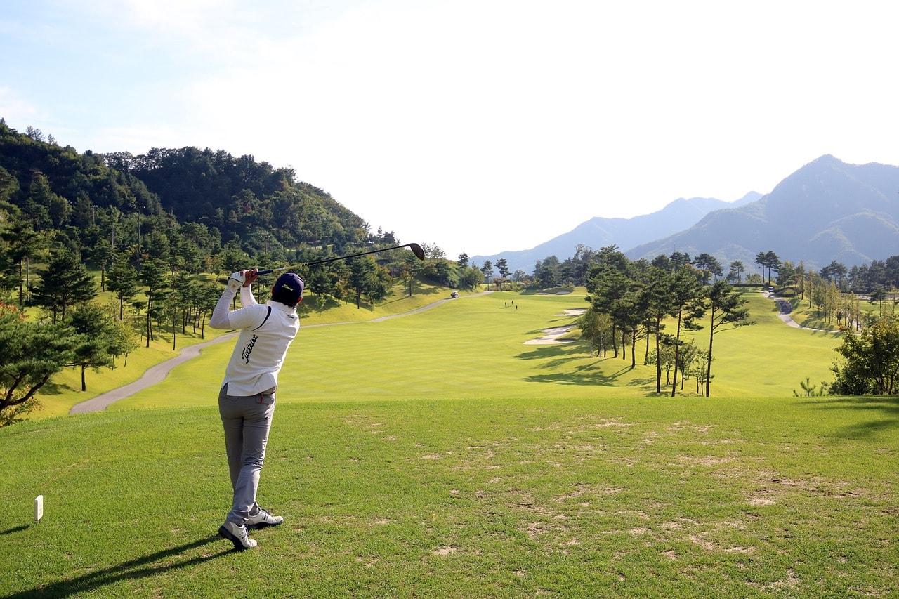 一人ゴルフ 北海道